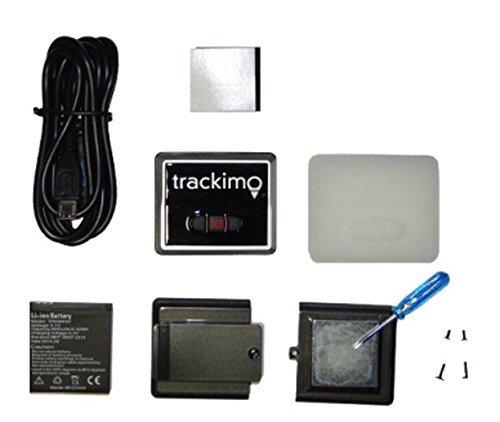 VTDA Trackimo GPS Tracker Lieferumfang
