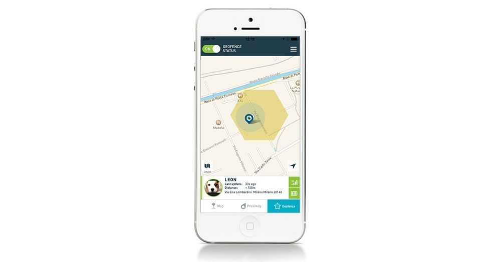 Kippy GPS Tracking App