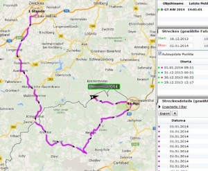 GPS Tracker V-GT AW