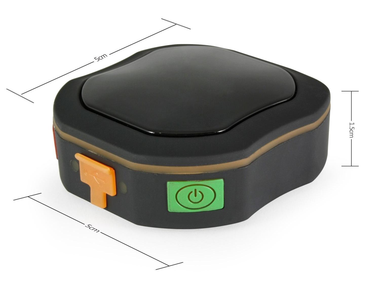 Incutex TK105 mini GPS Tracker für Menschen und Fahrzeuge