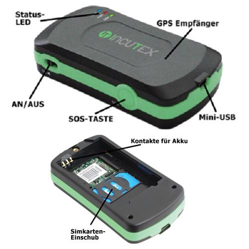 GPS Tracker TK5000 im Test