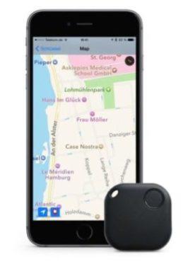 GPS Schlüsselfinder startbild