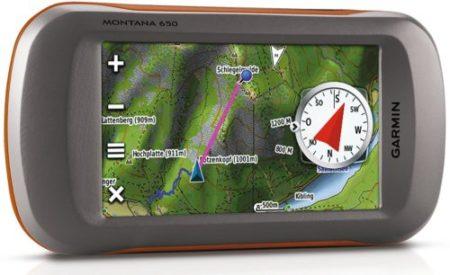 GPS Handgerät test
