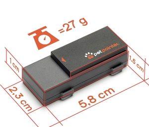 pet pointer kleinster Hunde GPS Tracker