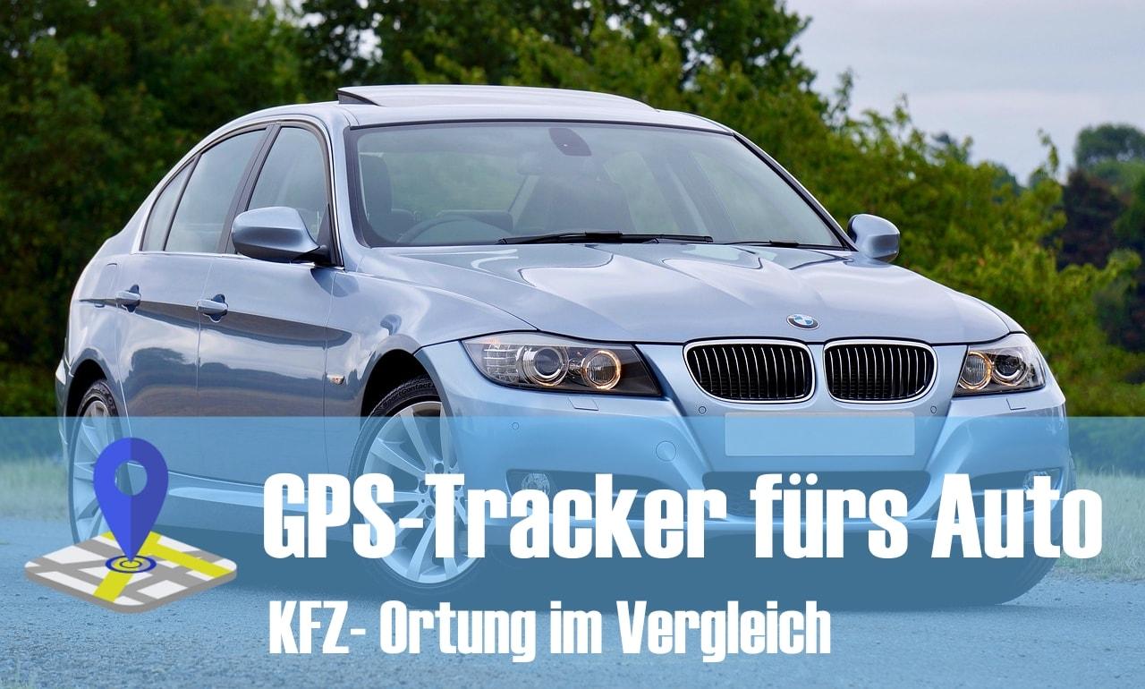 GPS Tracker fürs Auto