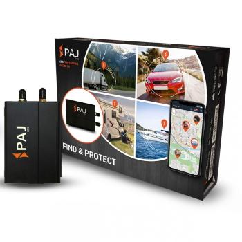 GPS Tracker fürs Auto von PAJ